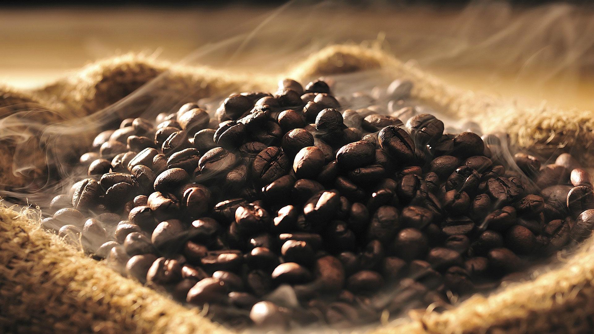 Phản ứng hóa học rang cà phê