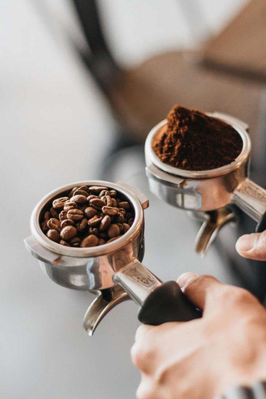 Làm sao cà phê pha máy ngon
