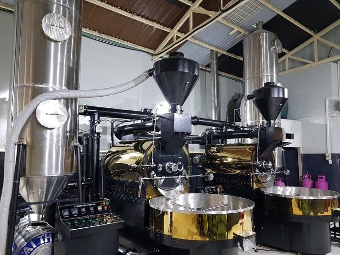 Địa điểm mua cà phê rang xay tốt nhất tphcm
