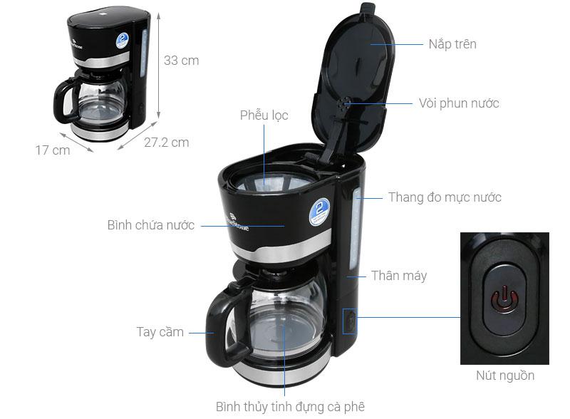 Những lợi ích từ máy cà phê