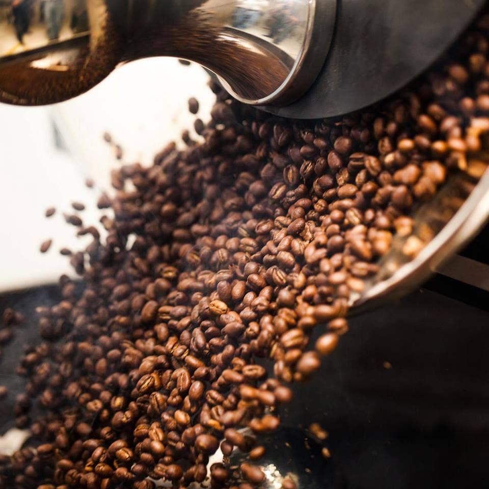 Những sai lầm khi rang cà phê