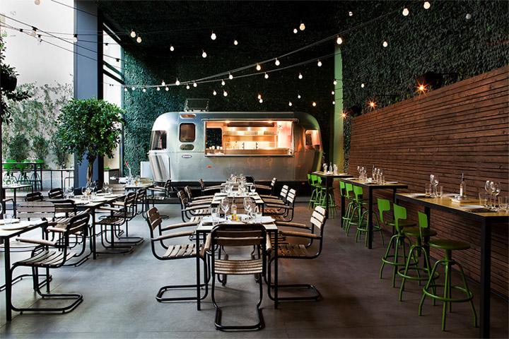 Thiết kế quán cà phê hiện đại đông khách 2021